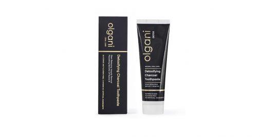 Olgani charcoal toothpaste1000