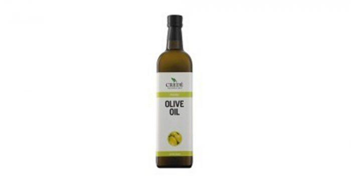 crede olive oil 1001