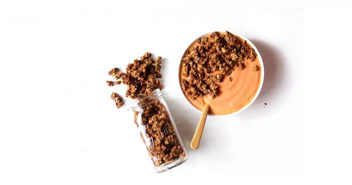 raw granola 1000